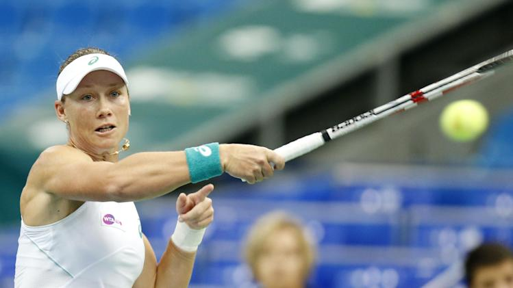 Stosur reaches final at Kremlin Cup