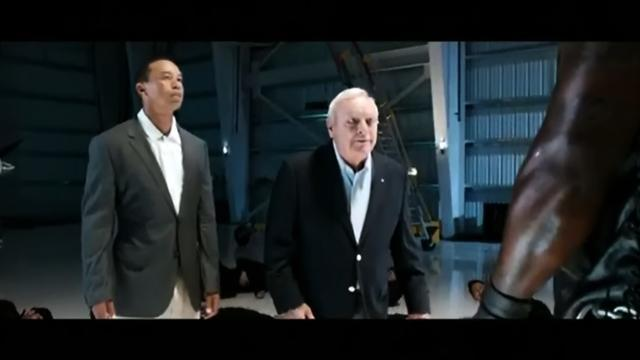 Tiger Woods-Arnold Palmer Commercial