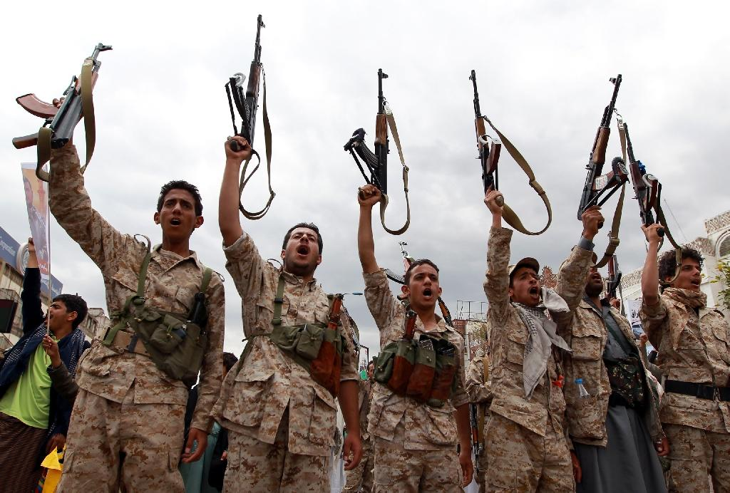 White House concerned about Iranian weapons in Yemen