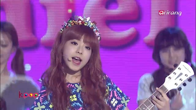 Simply K-Pop : JUNIEL - Pretty Boy