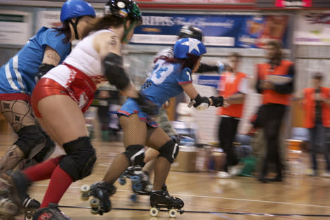 Roller Derby Takes Long Island by Storm