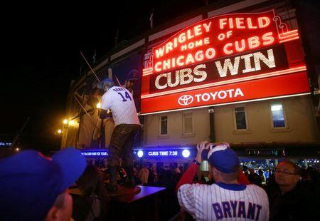 Cubs beat Cards to reach NL Championship Series