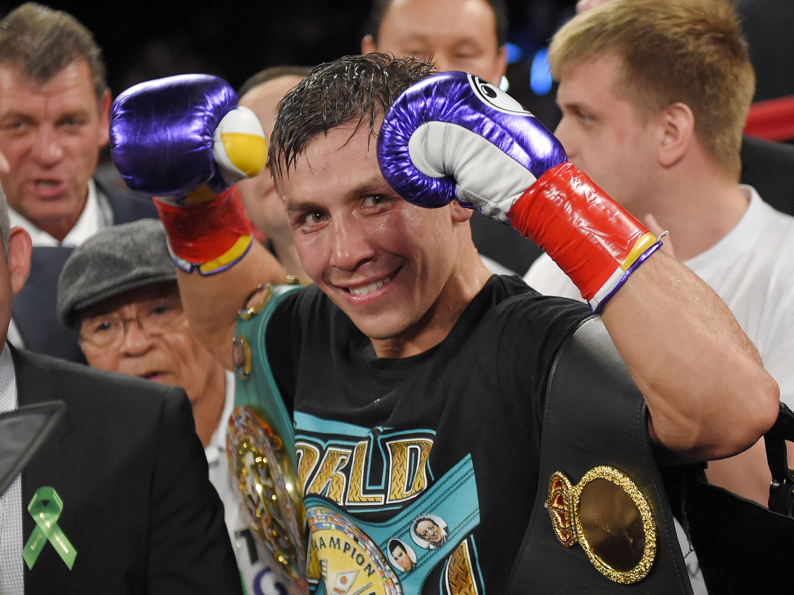 Gennady Golovkin's trainer talks about roots of GGG's style