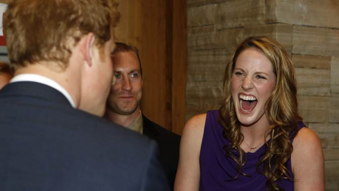 Prince Harry Visits The United States - Day Two