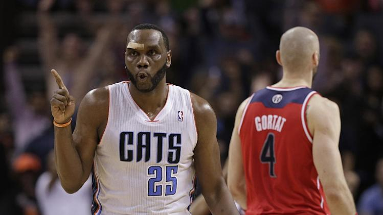 The 10-man rotation, starring why Wizards vs. Bobcats matters