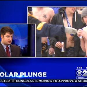 The Polar Plunge Is Back On Sunday