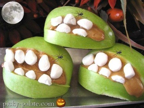 Monster Apple Mouths