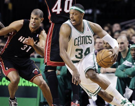 Pavlovic rallies Celtics to 78-66 win over Heat