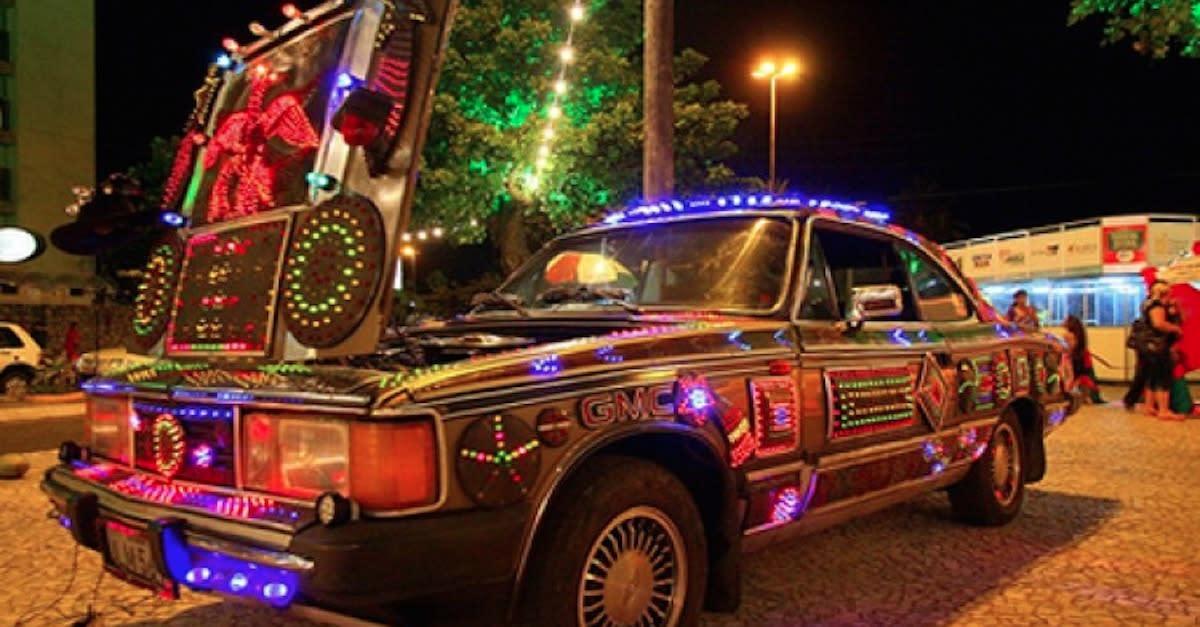 25 Days Of Car Christmas
