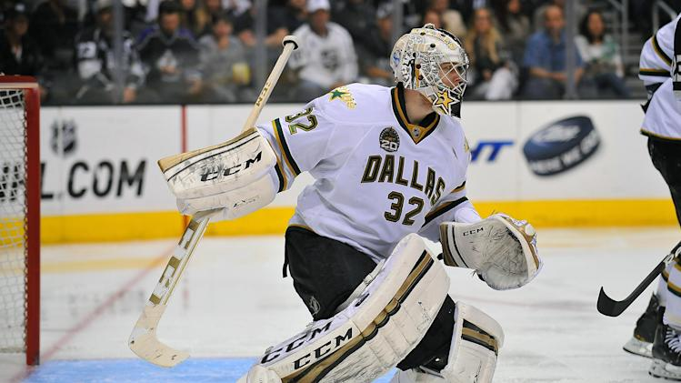 NHL: Dallas Stars at Los Angeles Kings