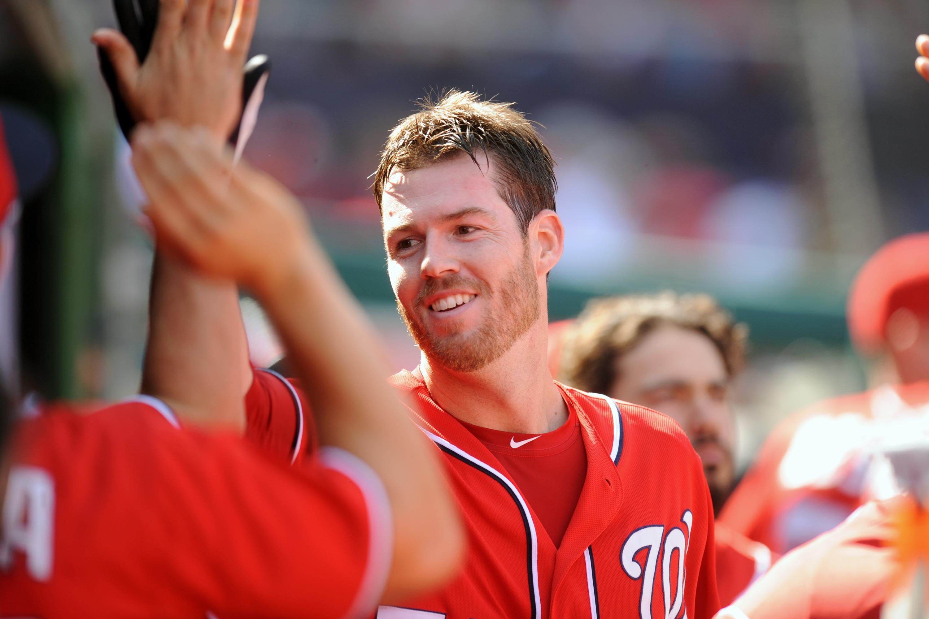 Doug Fister bought everybody free Starbucks for Christmas