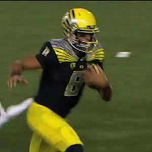 Are the New York Jets targeting Oregon quarterback Marcus Mariota in the 2015 NFL Draft?