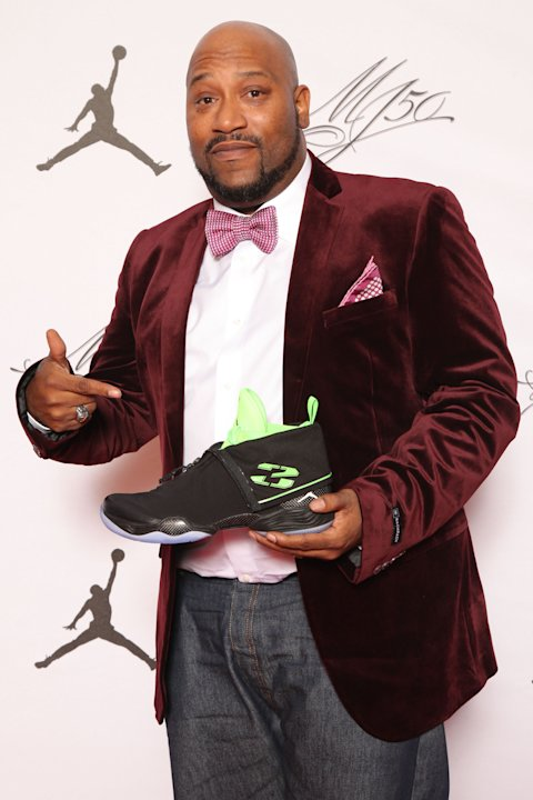 IMAGE DISTRIBUTED FOR JORDAN BRAND - Bun B is seen at the Jordan Brand party celebrating Michael Jordans birthday on Friday, February 15, 2013 in Houston, TX.  The Jordan Brand launched its Air Jorda