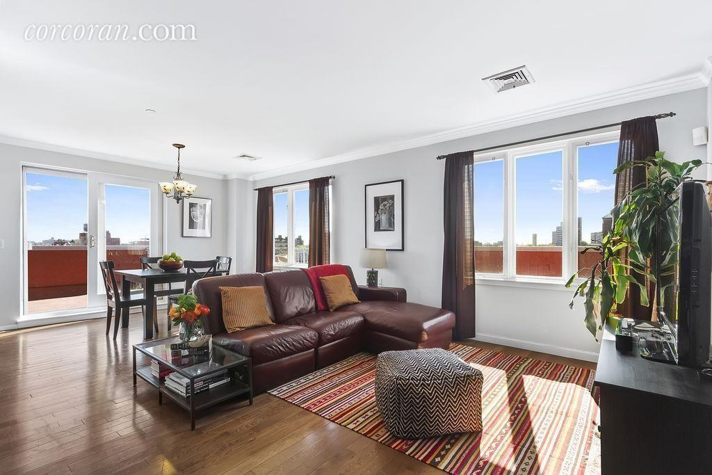 Bed-Stuy Condo With a Gigantic Terrace Wants $950,000