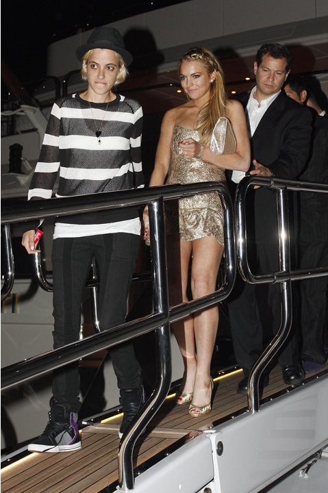 Cannes Infamous Moments