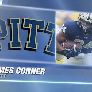Best of Pitt RB James Conner vs. Delaware
