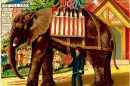 Before Internet Cats, There Were Circus Elephants
