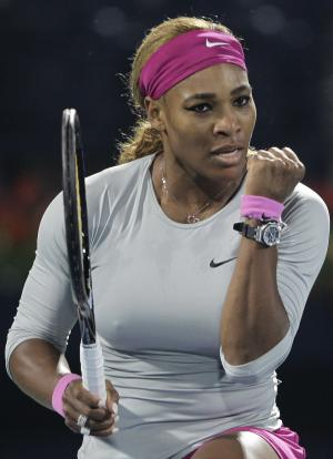 Williams sisters reach Dubai semifinals