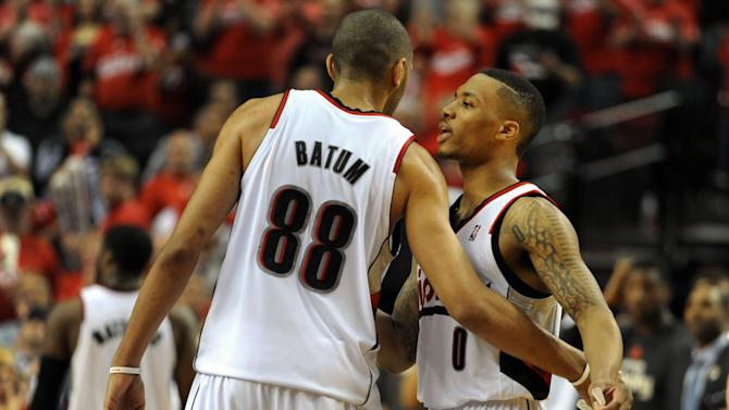 Lillard scores 25 and Blazers beat Spurs 103-92