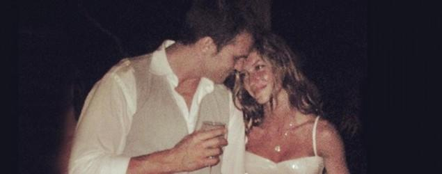 Gisele Bündchen shares photo from 2009 wedding