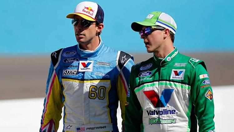 Pastrana, Bayne form unlikely pairing