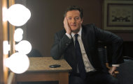 "FILE - This Thursday, Jan. 6, 2011 file photo shows Piers Morgan, host of CNN's ""Piers Morgan Tonight,"" posing for a portrait in Pasadena, Calif. Morgan will talk via video link Tuesday Dec 20 2011 about his former job as editor of one of Britain's troubled tabloids at a judge-led inquiry in London into the practices of Britain's scandal-tarred press. (AP Photo/Chris Pizzello, File)"
