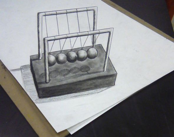 Newton&amp;#39;s Cradle