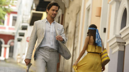 5 'White Collar' Season 4 Spoilers