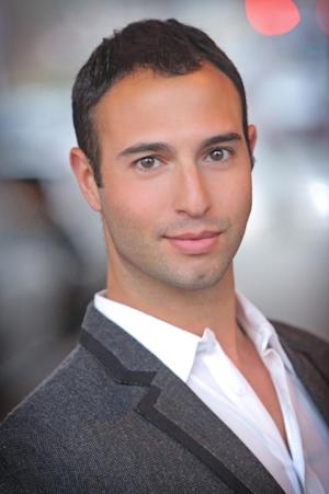This Jan. 9, 2013 photo provided by The Hartman Group shows Adam Blanshay, the new chief executive officer of Just For Laughs Theatricals, in New York. Blanshay will develop and produce plays and musicals internationally. (AP Photo/The Hartman Group, Dennis Kwan)