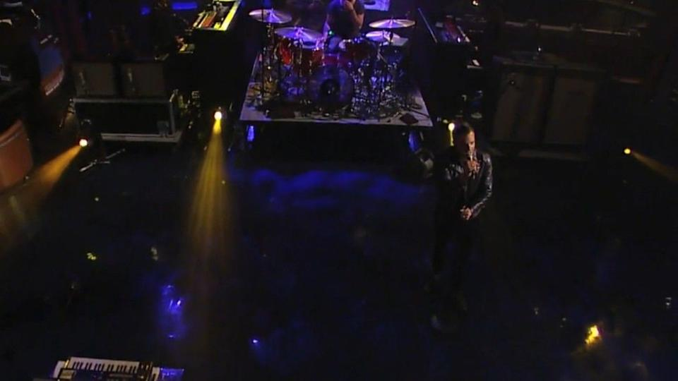Flesh and Bone (Live On Letterman)