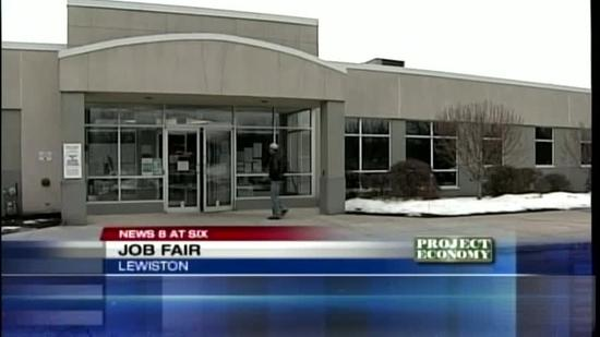 Job fair helps Vets get back to work