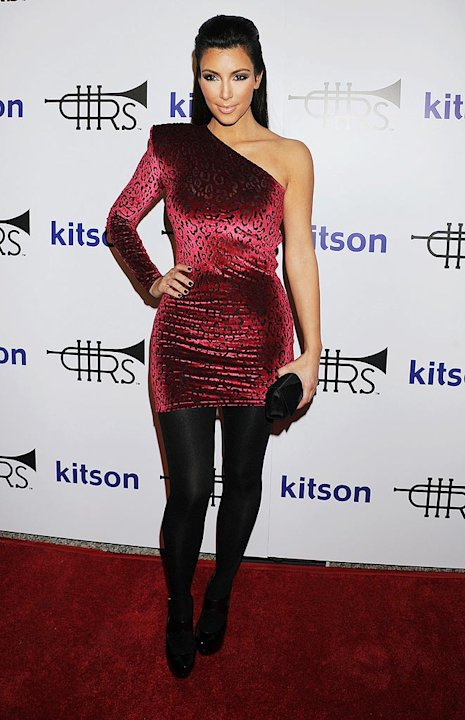 Kardashian Kim Kitson Prty