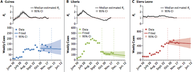 The Ebola epidemic is slowing in Africa, but it's not yet controlled