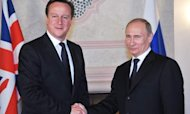 Putin To Visit Downing Street For Syria Talks