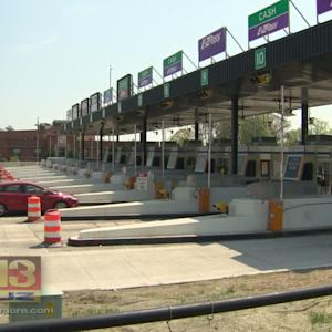 Maryland Tolls Decrease Wednesday