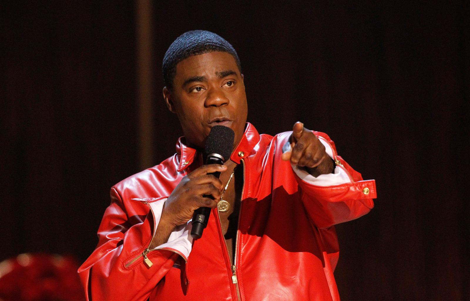 Tracy Morgan Spoke To God In His Coma