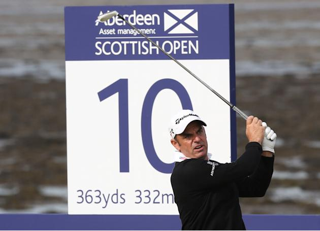 Golf - 2013 Aberdeen Asset Management Scottish Open - Day Two - Castle Stuart Golf Course