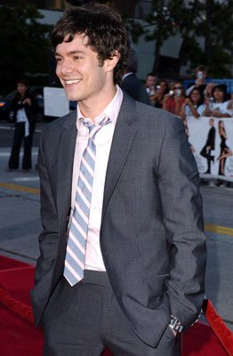 Premiere: Adam Brody at the Los Angeles premiere of 20th Century Fox's Mr. & Mrs. Smith - 6/7/2005
