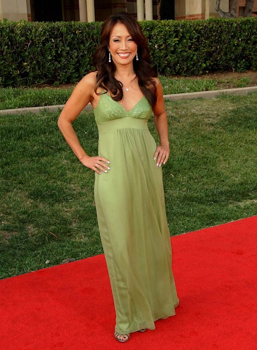 Carrie Ann Inaba at the 2007 AZN Asian Excellence Awards.