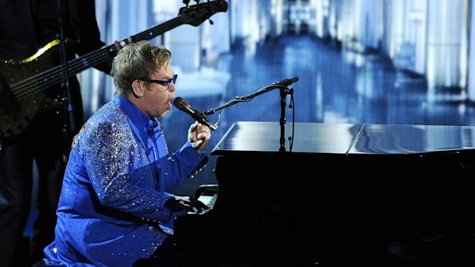 A simple approach works for Elton John