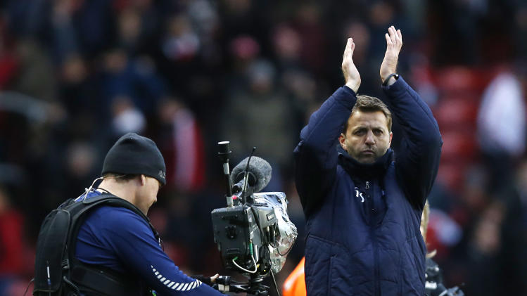 Tottenham appoints Tim Sherwood as coach