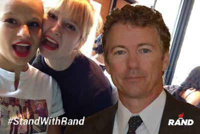 Me and Rand Paul, a love story