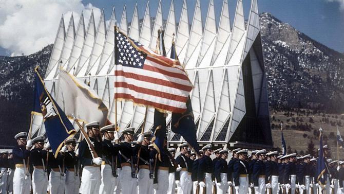 Air Force Academy spending off $177M in fiscal '12