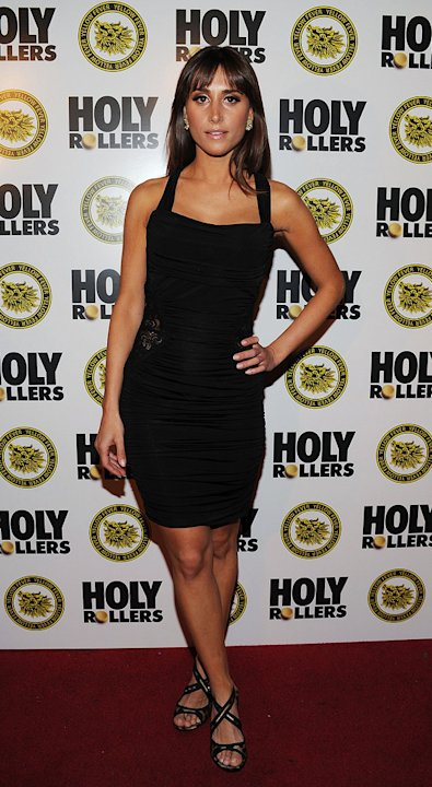Holy Rollers NY Premiere 2010 Rachel Heller