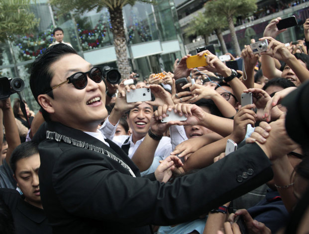08b864f0350ad222220f6a70670022ce - Cashing in on Gangnam Style's YouTube fame - Lifestyle, Culture and Arts