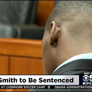 49ers Linebacker Alson Smith Set To Be Sentenced In San Jose Friday
