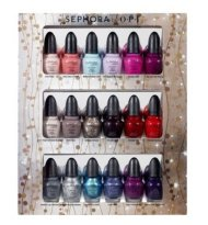 OPI for Sephora Glimmer Wonderland nail polish set