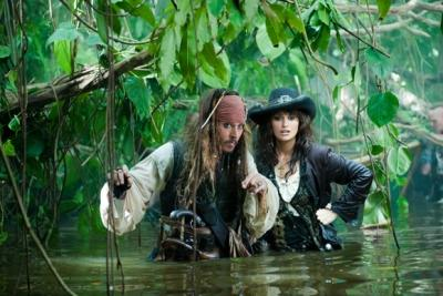 'Pirates of the Caribbean: On Stranger Tides'  -- Walt Disney Studios