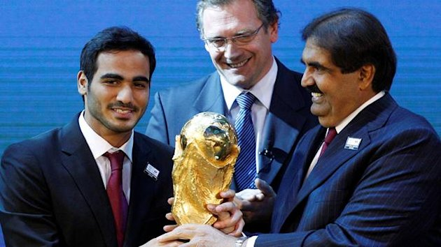 Qatar World Cup bid