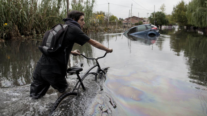 Argentina: flooding from torrential rains kill 52